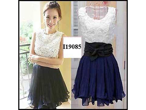 Baju Dress Modern Super Murah Sweet Dress TA3I19085 http://www.indofazion.com/  Kode Barang: TA3I19085 Harga Normal: Rp 150.000,- (PROMO: Beli 1-2Baju Disc.10%, Beli 3Baju/Lebih Disc.15%, and Untuk Reseller Disc. 20%)  PROMO BERLAKU: Tanggal 15 - 20 Desember 2014  HARGA PROMO/HARGA YANG BERLAKU: Discount 10%= @Rp. 135.000,- (Beli 1-2 Baju) Discount 15-20%= @Rp. 127.500,- (Beli 3 Baju atau Lebih) FREE/Gratis OngKir Se-JABODETABEK Ada Garansi Rusak/Barang Bisa Retur
