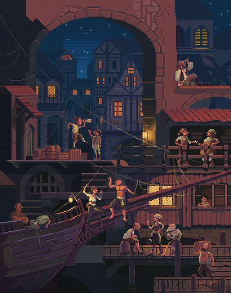 Scene #30: 'Antigua' www.pixelshuh.com