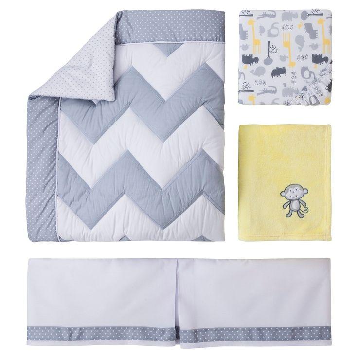portable crib bedding target 3