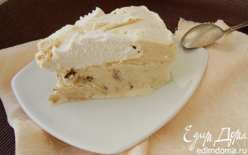 Рецепт – Кофейный торт-мороженое