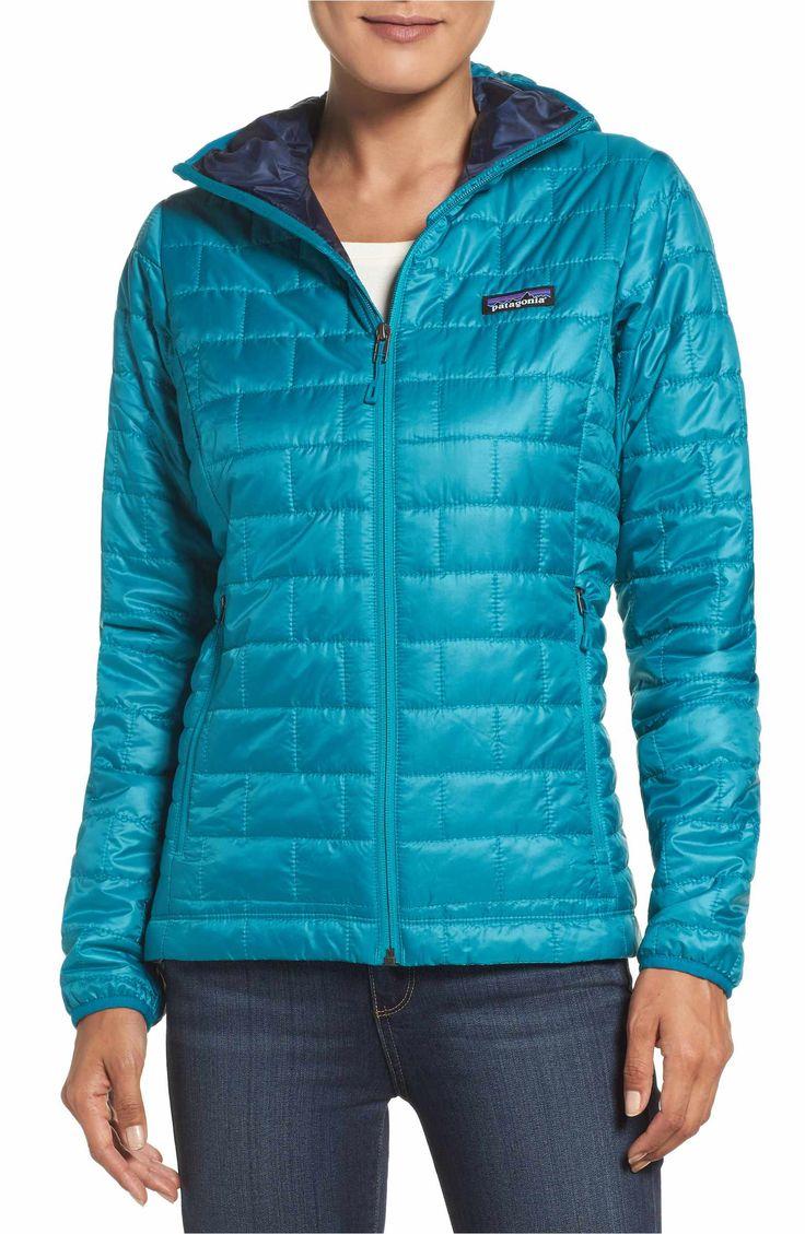 Main Image - Patagonia Nano Puff® Hooded Water Resistant Jacket