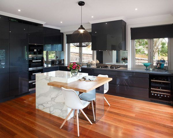 10 most popular kitchen design trends in 2019   home decor style