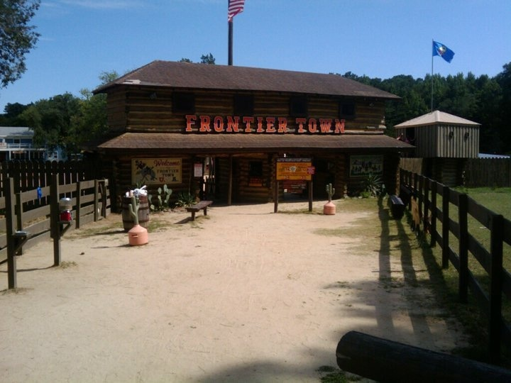 frontier town oc md