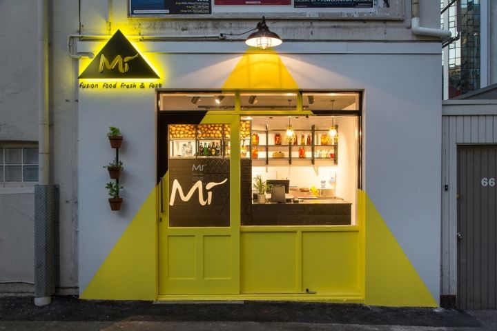 Mì, fusion Vietnamese food to go by RCG, Auckland - New Zealand