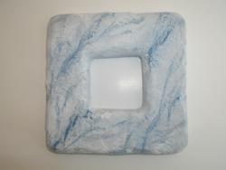 Styrofoam picture frame