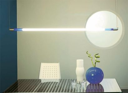 Thin Pendant Light - Click to enlarge