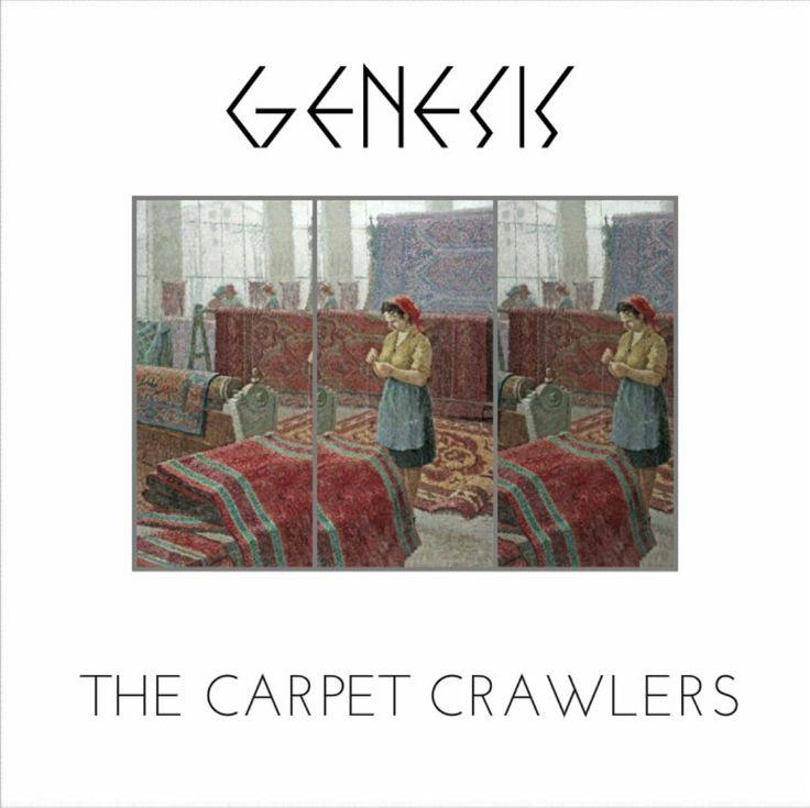 Genesis The Carpet Crawlers. Harmonies ❤