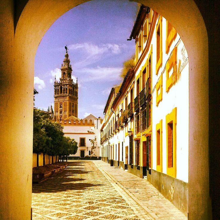 """""""Sevilla es una creación tan mágica como el Partenón. Un ejemplo de ciudad."""""""