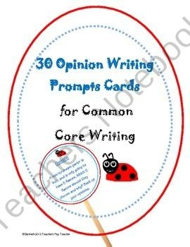 best writing images school english language  30 common core opinion persuasive writing prompts product from the teaching side on
