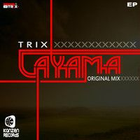 """Brand new exciting single by Trix Titled """"Cayama"""" is now available across all online stores. Get your copy of this exciting release on any digital outlet.  Released by: Kanzen Records  Release/catalogue number: KNZ027 Release date: October 18, 2013 ISRC: ZA-KNZ-13-00103  for more info contact us on  kanzenrecords@gmail.com +27746746382"""