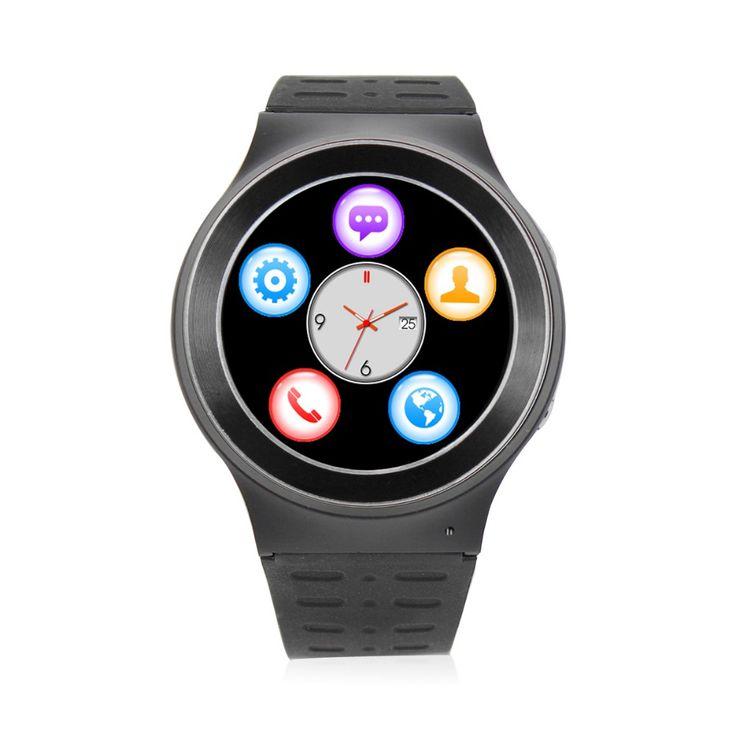 Voll Runde WIFI Android Smartwatch S9 smart watch SIM KARTE android Smart uhr wasserdichte Kamera GPS bluetooth S3 s2 U8 MOTO 360 //Price: $US $99.38 & FREE Shipping //     #clknetwork