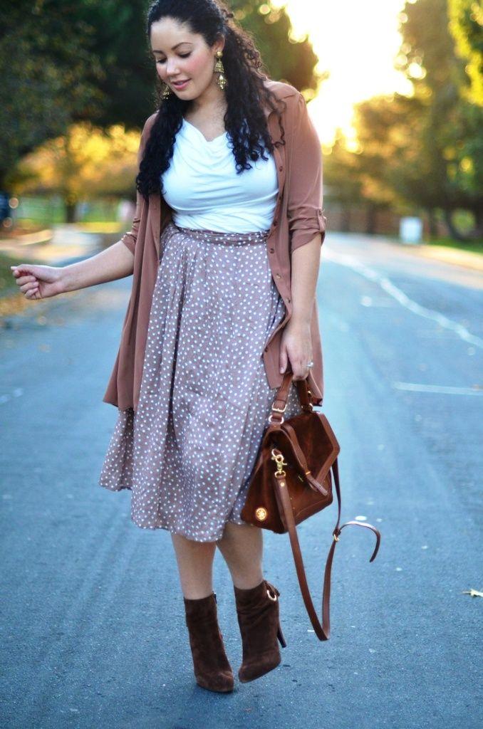 25 Cute Curvy Girl Fashion Ideas