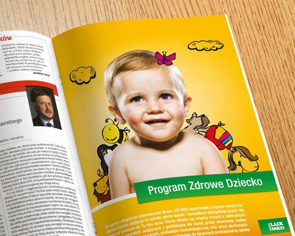 LUX MED | ad design | Martin Lewandowski