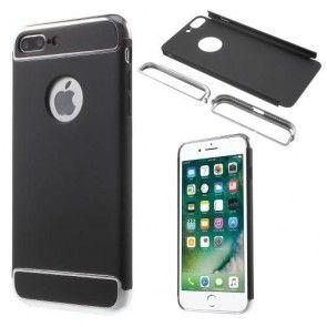 Carcasa  iPhone 7 , Plastic Dur, Ultraslim, Negru