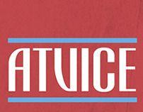 ATViCE | Display Font