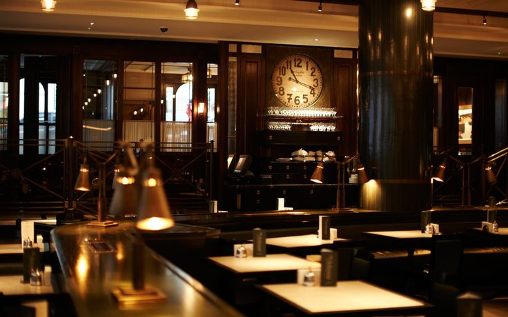 The Delaunay Aldwych London | Restaurant Interior Design