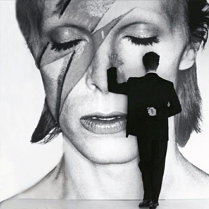 David Bowie~RIP Jan 8 1947~Jan10 2016 MrJones,age 69 at passing