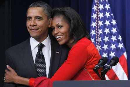 President Obama says Michelle Obama Will Not Run for President – Naturally Moi