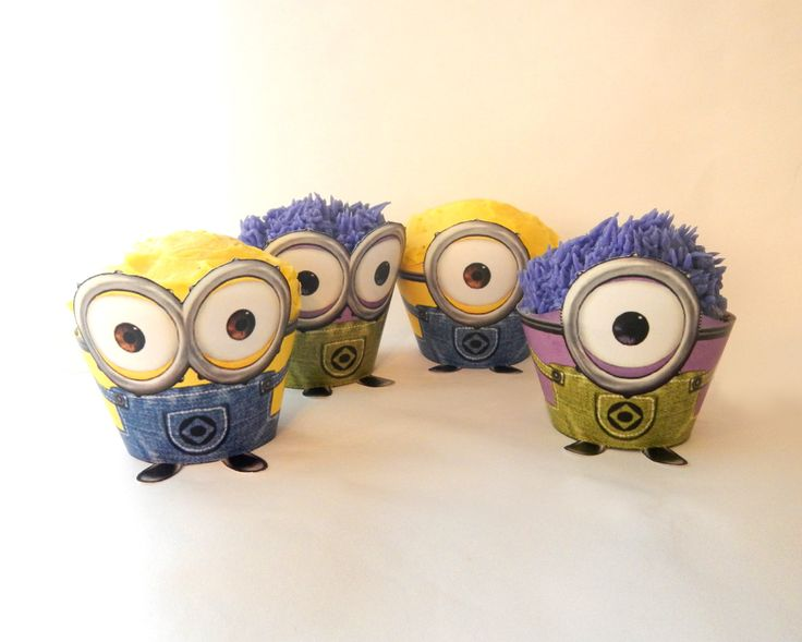 Instant Download  Despicable Me Minion by FoxTailPapercraft, $4.00