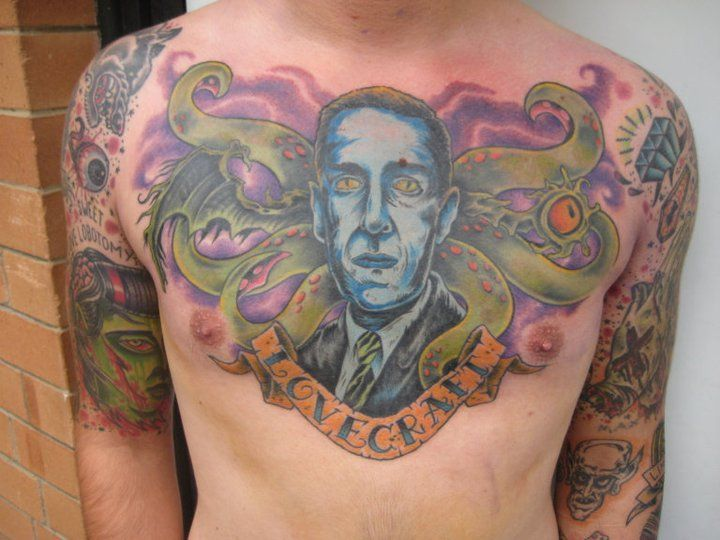 97 best images about cthulhu tattoo on pinterest tattoo for Tortured souls tattoo