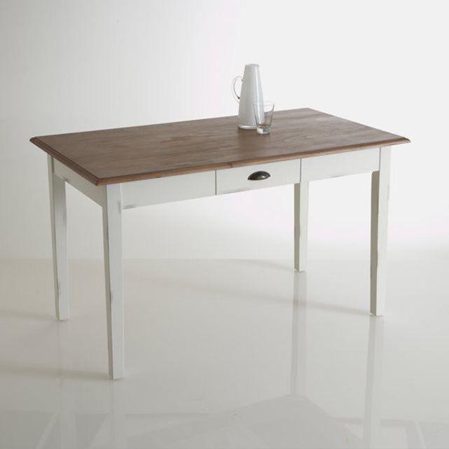 Mesa de cozinha, pinho maciço, 2 a 4 pessoas, Roside