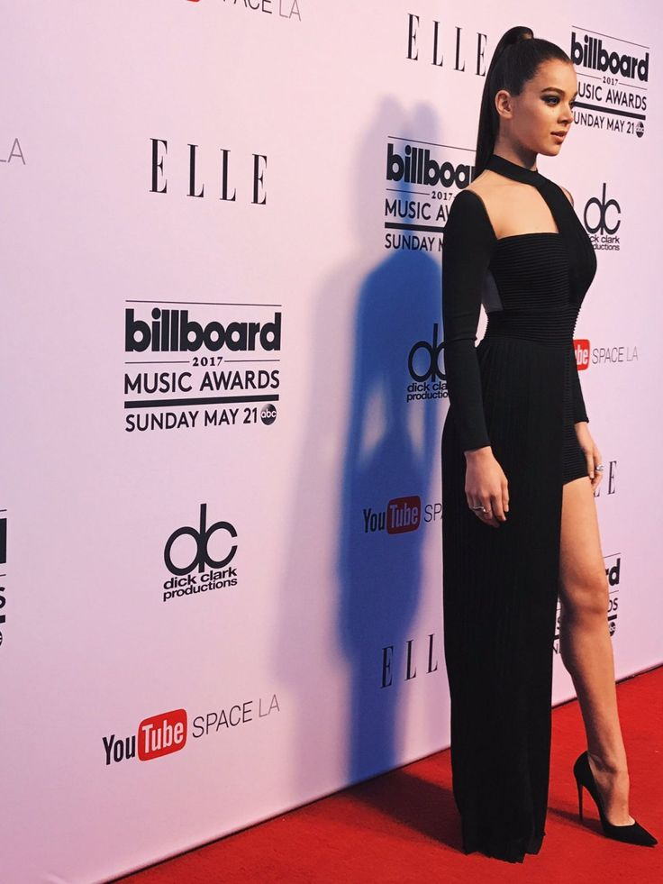 "#Awards, #HaileeSteinfeld, #Music Hailee Steinfeld - Billboard Music Awards ""Women in Music"" Event 05/16/2017 