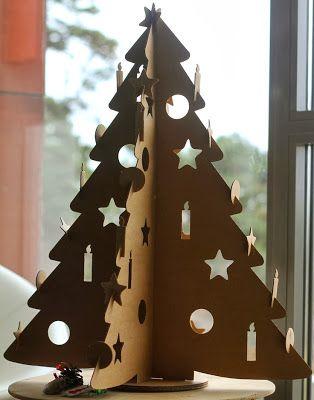 reutilizar en navidad