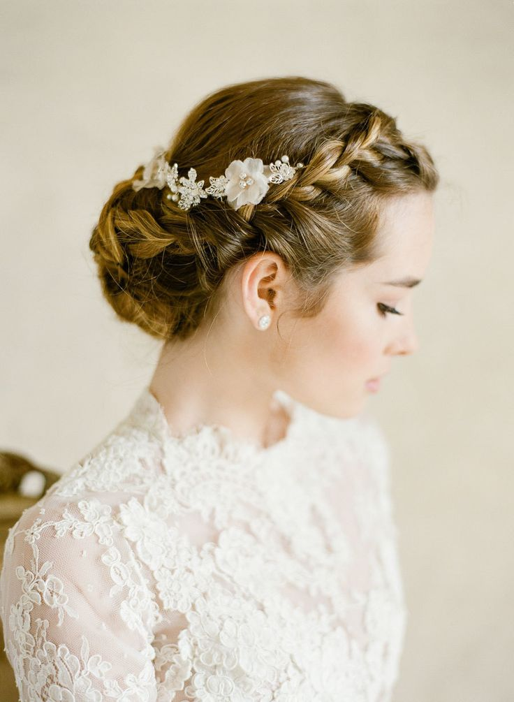 739 best Wedding Hair, Makeup & Nails images on Pinterest