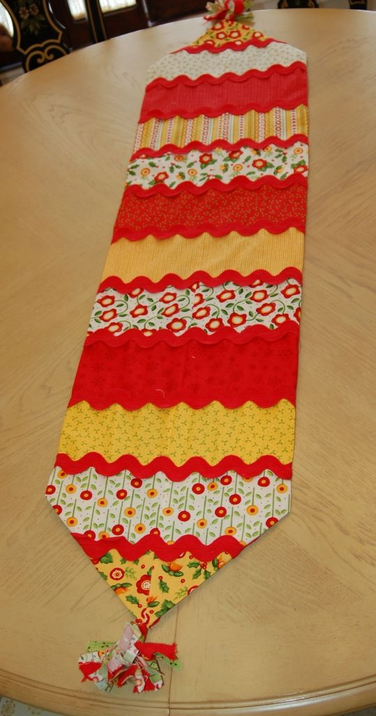 100 best 10 minute tablerunners images on pinterest for 10 minute table runner pattern