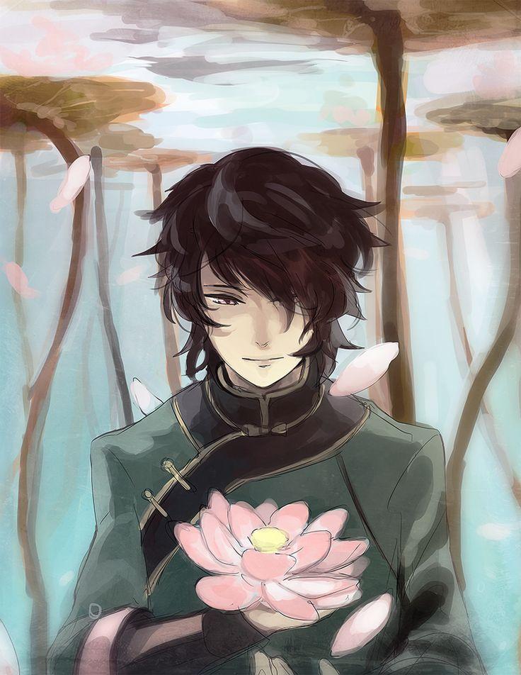 Lie Ren by ~reveriesky on deviantART
