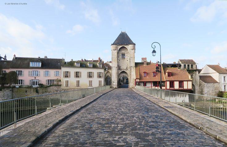 Chez Alfred Sisley (Moret-sur-Loing) | Les flâneries d'Aurélie