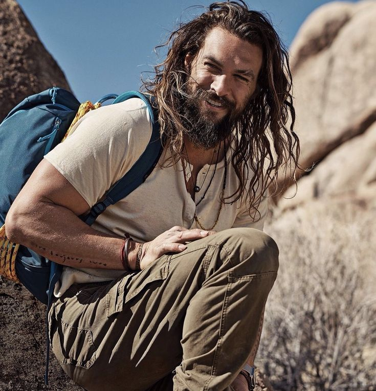 Jason Momoa Upbringing: Pin By Abqbttm Hi On Bear Men In 2019