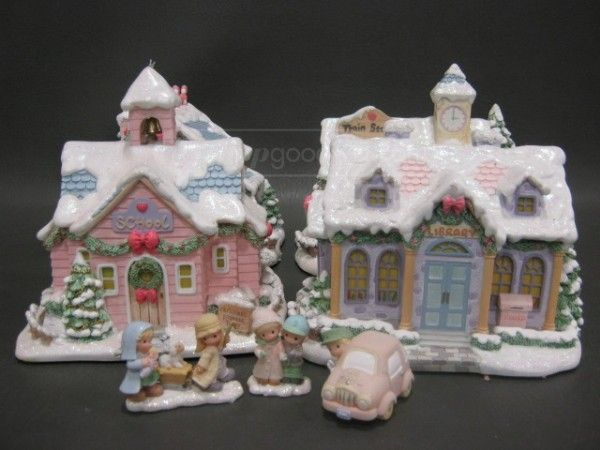 Gingerbread Doll Ornaments