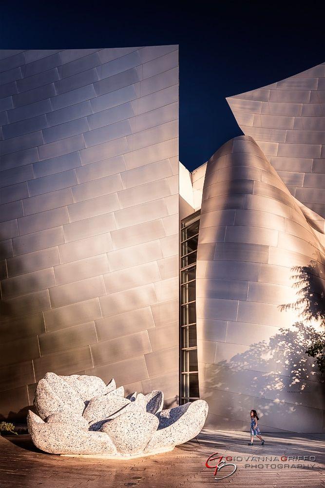Walt Disney Concert Hall by Giovanna Griffo   Follow me on facebook: https://www.facebook.com/GiovannaGriffo.Photographer