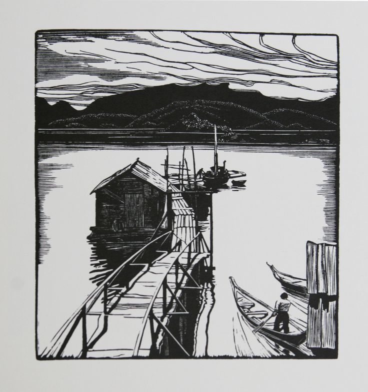 An Essay in Woodcuts | WJ Phillips Catalogue of Prints