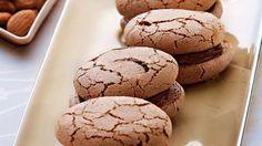 Миндальное печенье «Опера». Пошаговый рецепт с фото на Gastronom.ru