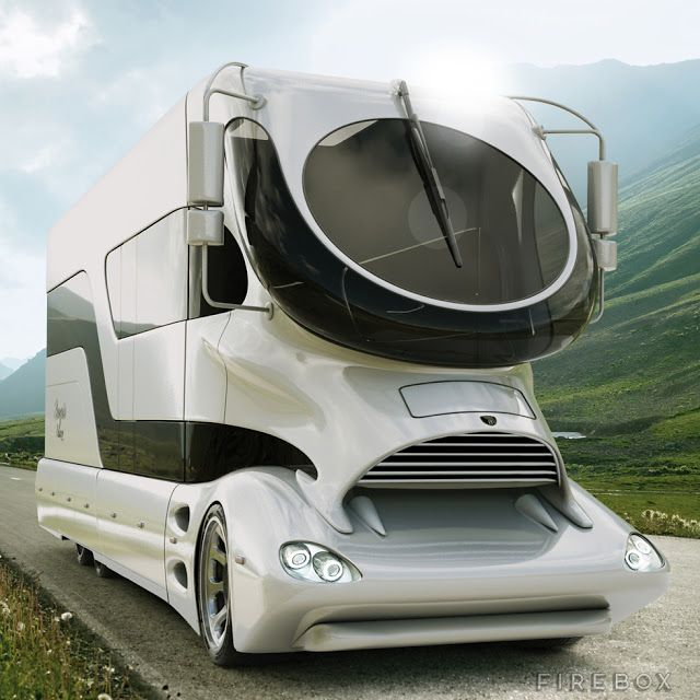 The Most Luxurious Recreational Vehicle in the World | Marchi eleMMent RV