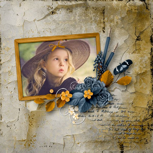 New Mini Kit *Ephémère* by Lily Fee http://digital-crea.fr/shop/index.php… Photo:Anarud - Deviantart