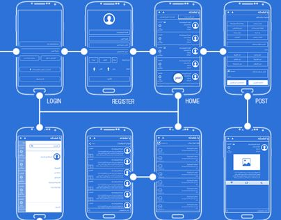 114 best designing an app images on pinterest app design android app wireframing malvernweather Images