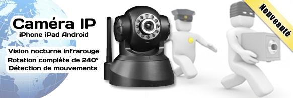 Caméra IP Wifi - Vous retrouverez de nombreux produits qui pourront correspondre à vos attentes et qui vous permettront de pouvoir sécuriser votre logement, ainsi que vos biens les plus précieux. http://www.yonis-shop.com/25-camera-ip-wifi