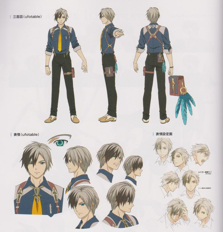 Tales of Xillia 2 - Ludger Will Kresnik
