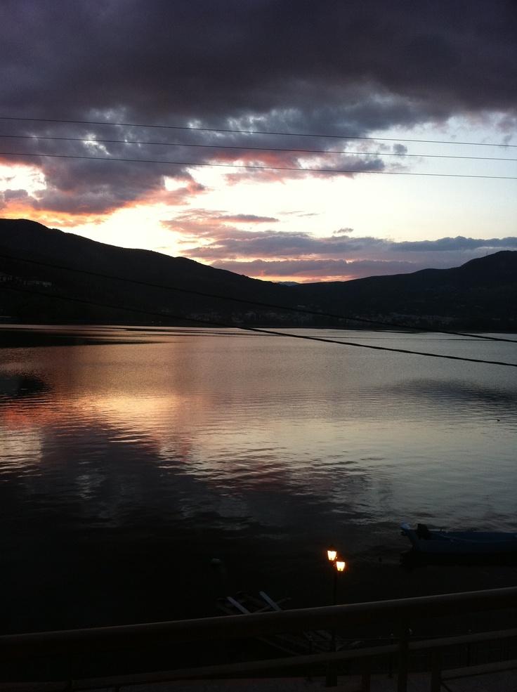 Kastoria, lake