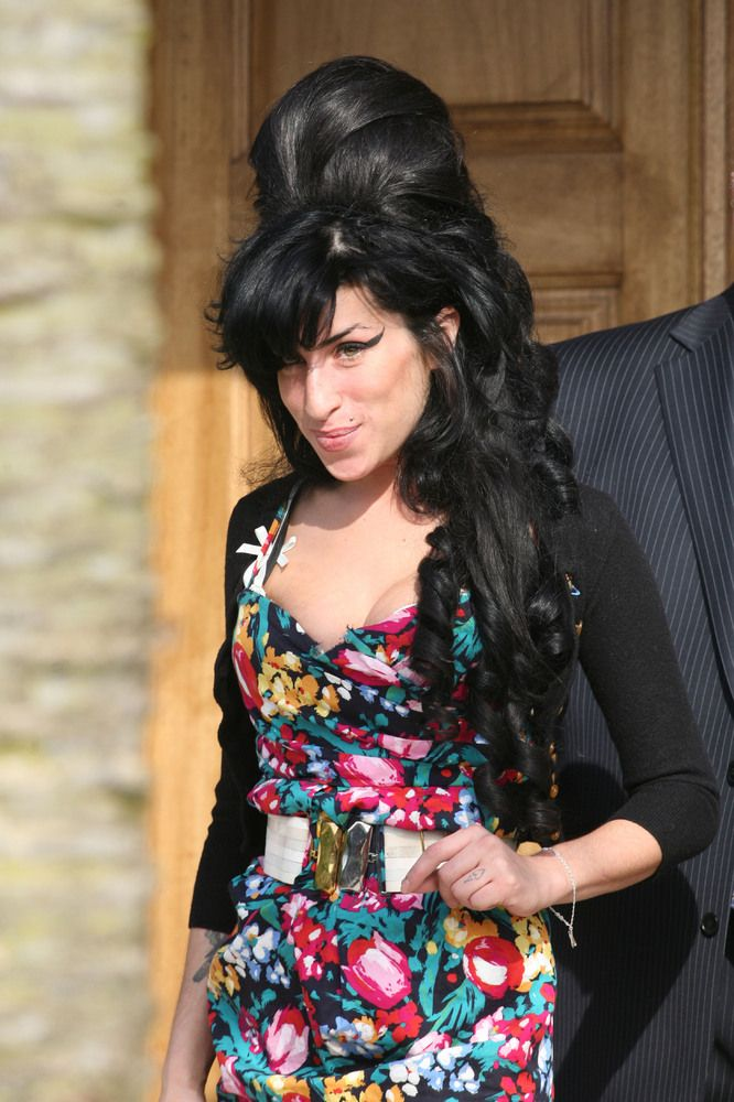 Amy Winehouse's 29th Birthday: Mitch's Amy Winehouse Foundation Marks Its First Year (PICTURES)