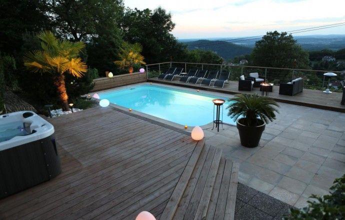20 best Nos piscines extérieures images on Pinterest Outdoor pool