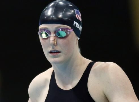 World record for Missy Franklin in the 200 M back.  5 medals in 7 events.  could she be the next Michael Phelps?