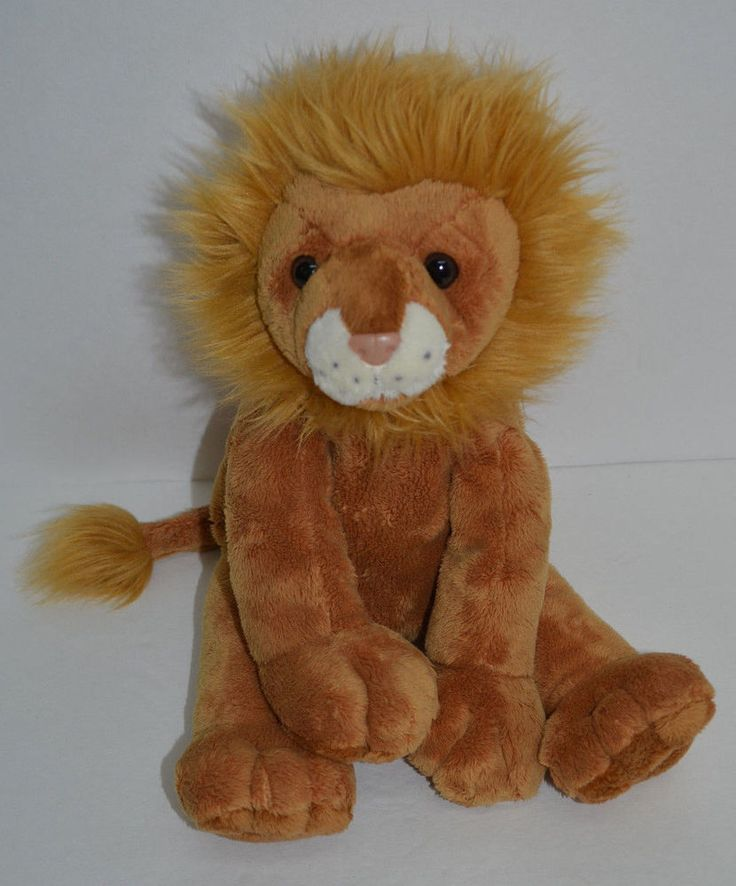 """Fiesta Floppy Lion Plush Gold Bean Bag Long Arms Legs 14"""" #A32307  #Fiesta http://stores.ebay.com/Lost-Loves-Toy-Chest/_i.html?image2.x=0&image2.y=0&_nkw=fiesta"""