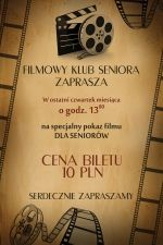 Filmowy Klub Seniora - Uczta Babette
