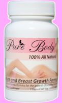 Purebody Vitamins - Butt And Breast Growth Pills
