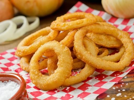Onions Rings : Recette d'Onions Rings - Marmiton