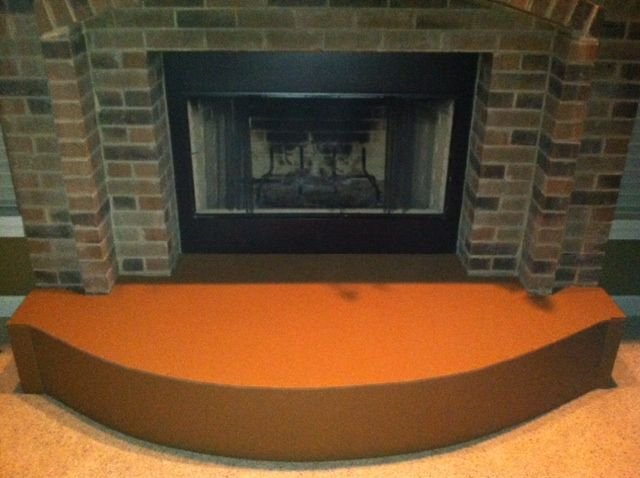 25 best Baby Safety Foam Fireplace Hearth Guard Pad images on ...